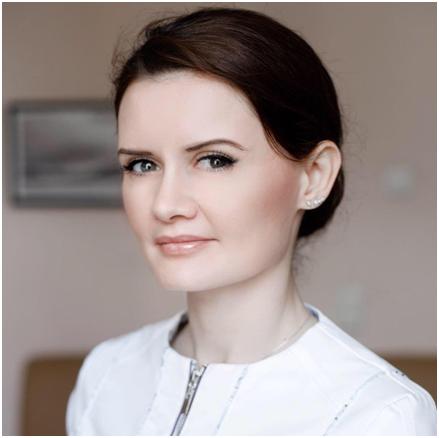 Гаранина Оксана Евгеньевна