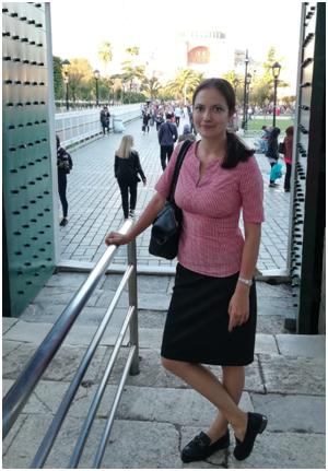 Палладина Александра Дмитриевна